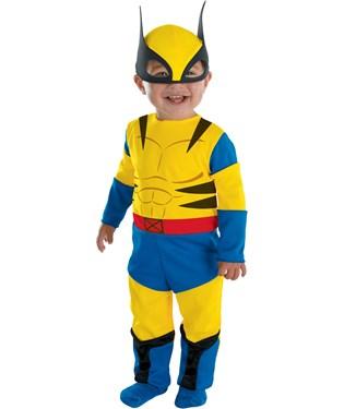 Wolverine Infant Costume