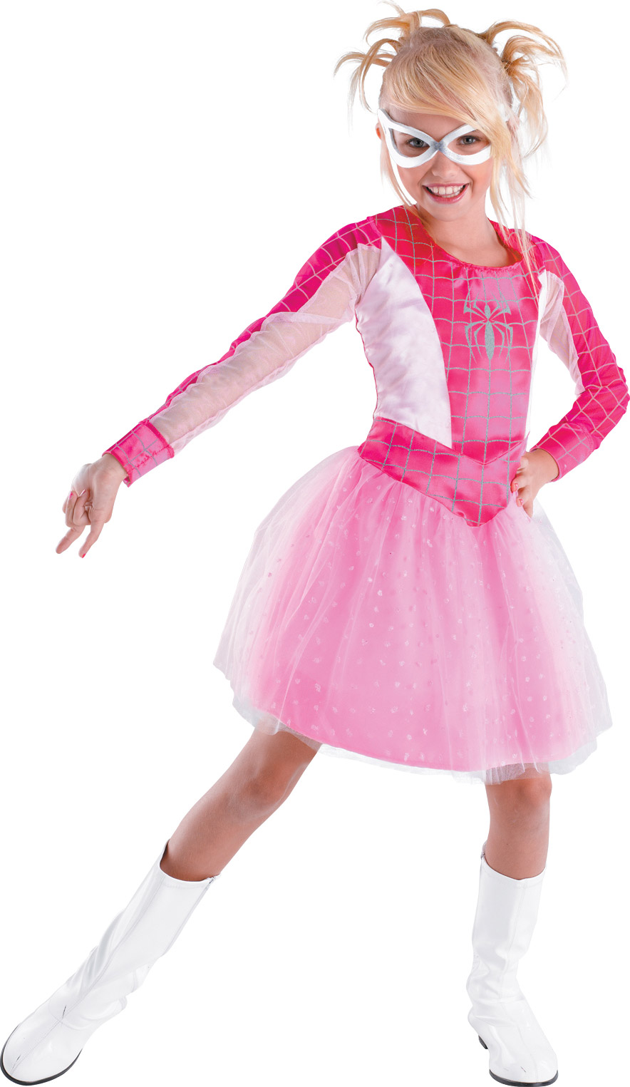 Spider-Girl Pink Classic Toddler / Child Costume