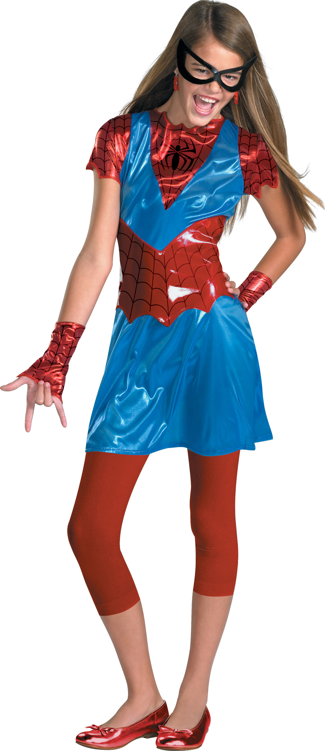 Shop for your Spider-Girl Child Costume 60718 at Buycostumes.com - the...