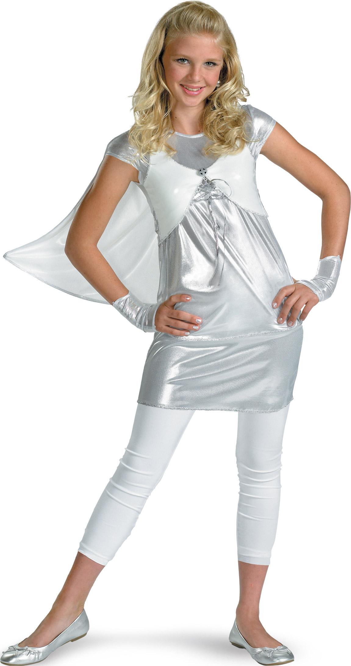 Emma Frost Girl Costume. x men