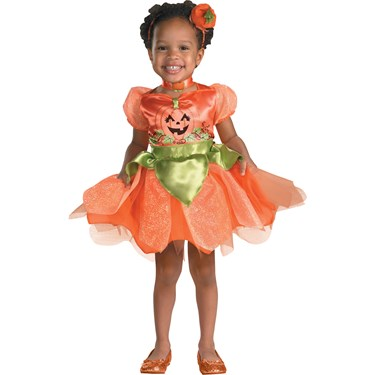 Pumpkin Patch Princess Toddler/Child Costume