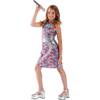 Hannah Montana Movie Dress Child Costume
