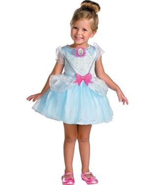 Disney Cinderella Ballerina Toddler/Child Costume