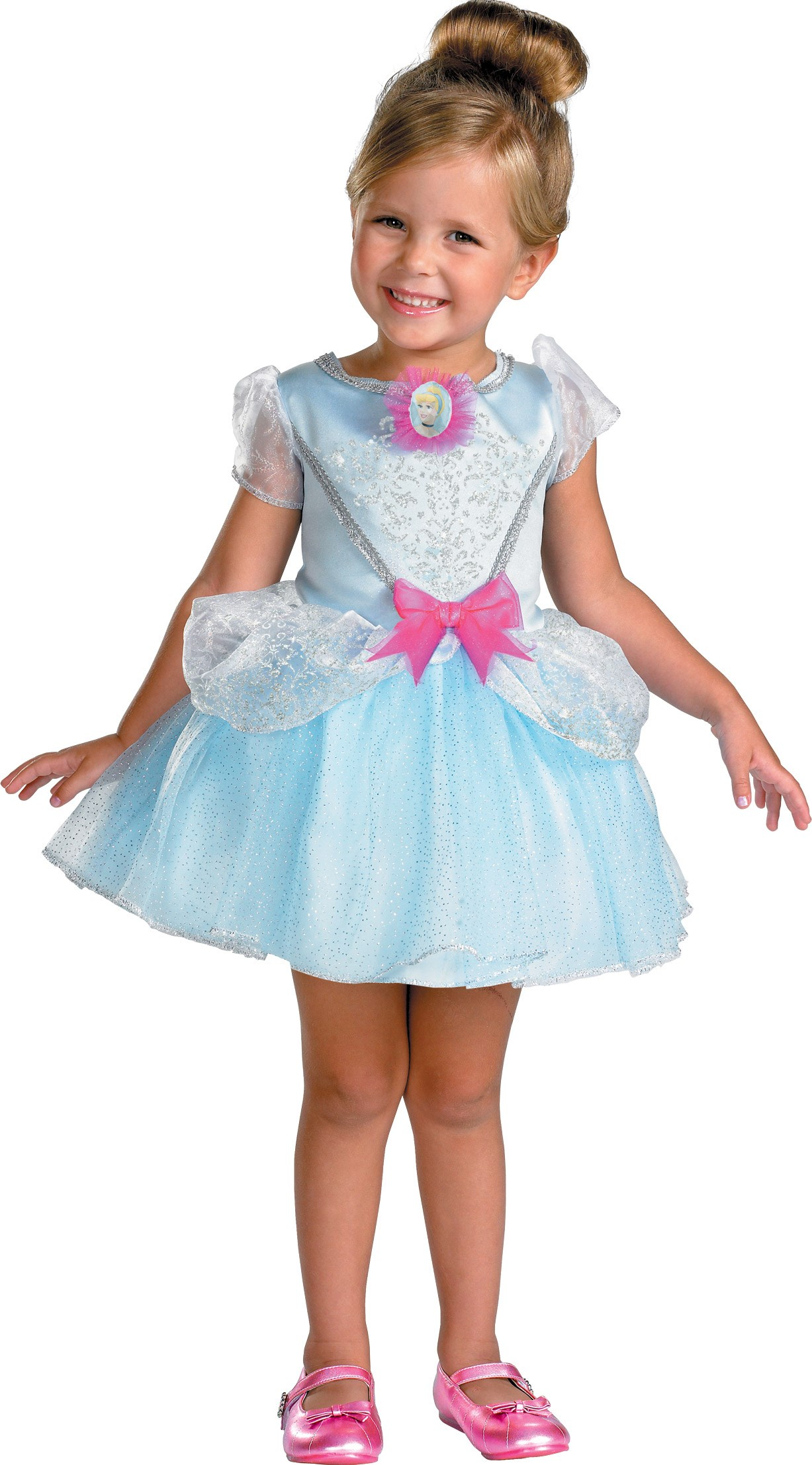 Disney Cinderella Ballerina Toddler/Child Costume