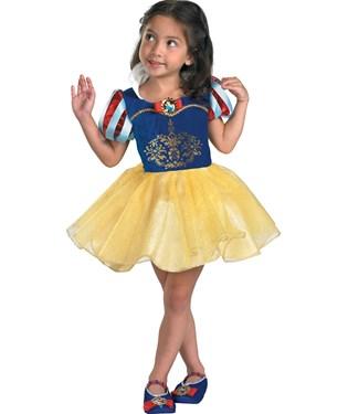 Snow White and the Seven Dwarfs Snow White Ballerina Classic Toddler / Child Costume