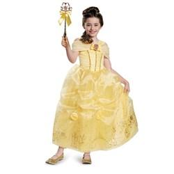 Disney Storybook Belle Prestige Toddler / Child Costume