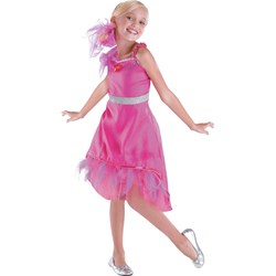 HSM 3 Sharpay Prom Deluxe Child Costume