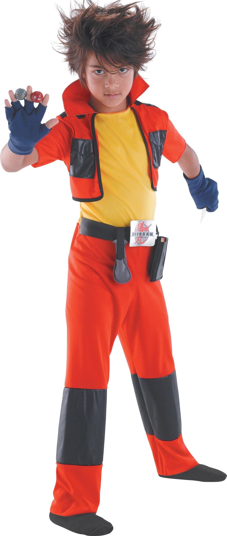 Image of Bakugan Dan Classic Child Costume