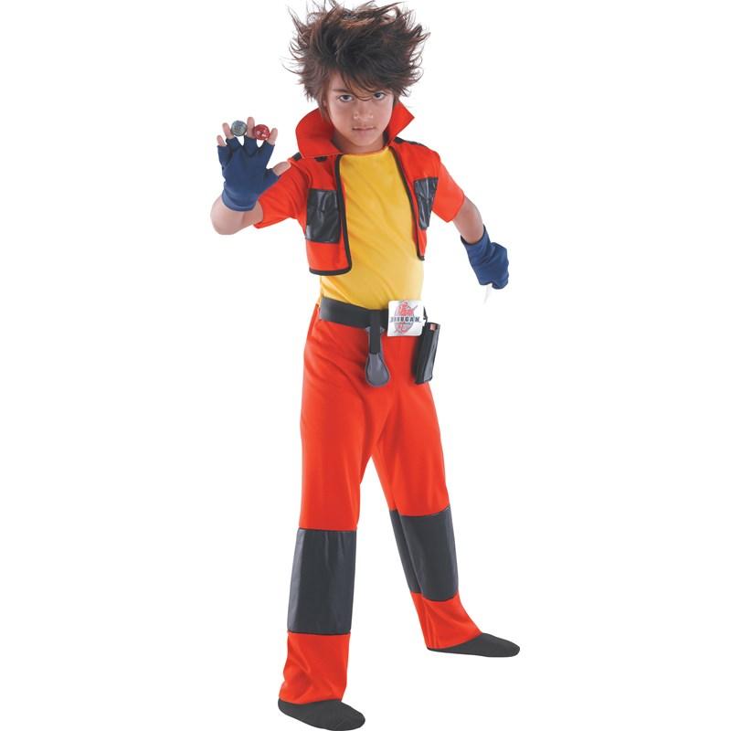 Bakugan Dan Classic Child Costume for the 2015 Costume season.