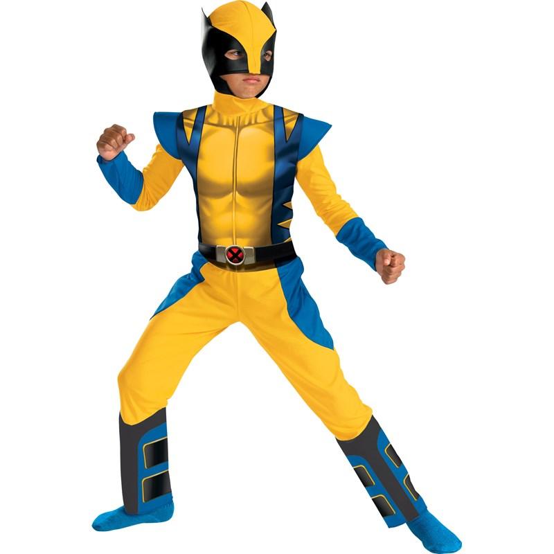 Wolverine Origins Classic Child Costume for the 2015 Costume season.