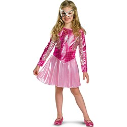 Pink Spider Girl Toddler / Child Costume