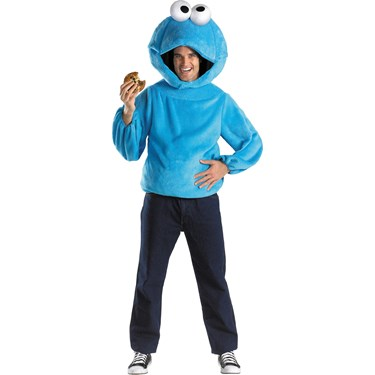 Sesame Street Cookie Monster Teen Costume