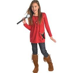 Camp Rock Mitchie Torres (Red) Classic Child Costume