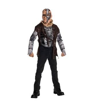 Terminator 4 Deluxe T600 Child Costume