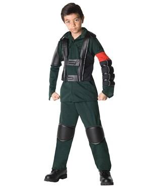 Terminator 4 Deluxe John Connor Child Costume