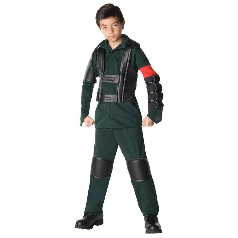 Terminator 4 Deluxe John Connor Child Costume for the 2015 Costume season.