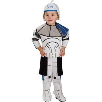 Star Wars Clone Wars Captain Rex Toddler Costume