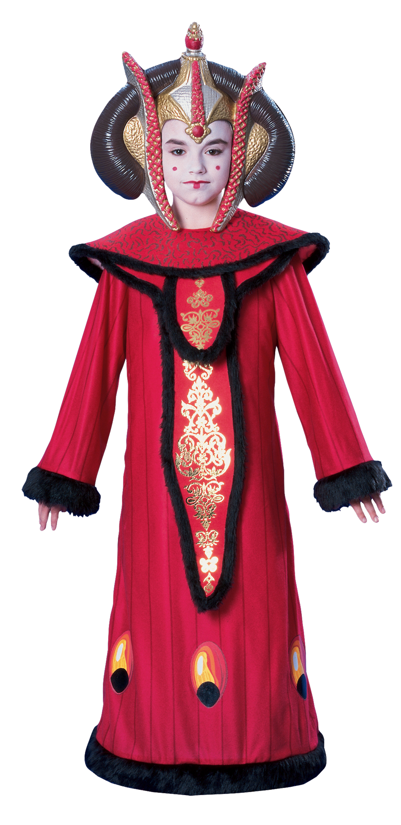 Star Wars Deluxe Queen Amidala Child Costume  sc 1 st  KOZ1 & Halloween Costumes for Adults u0026 Kids