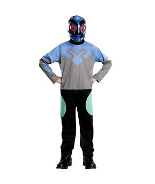 Batman Brave & Bold Blue Beetle Child Costume