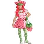 Strawberry Shortcake Deluxe Toddler / Child Costume