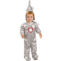 The Wizard of Oz Tinman Infant Costume