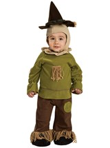 Click Here to buy The Wizard of Oz Scarecrow Baby Costume from BuyCostumes