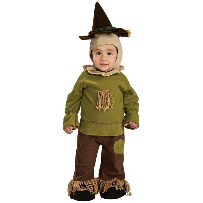 The Wizard of Oz Scarecrow Infant Costume for the 2015 Costume season.