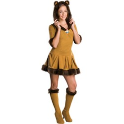 The Wizard of Oz Cowardly Lion Tween Costume