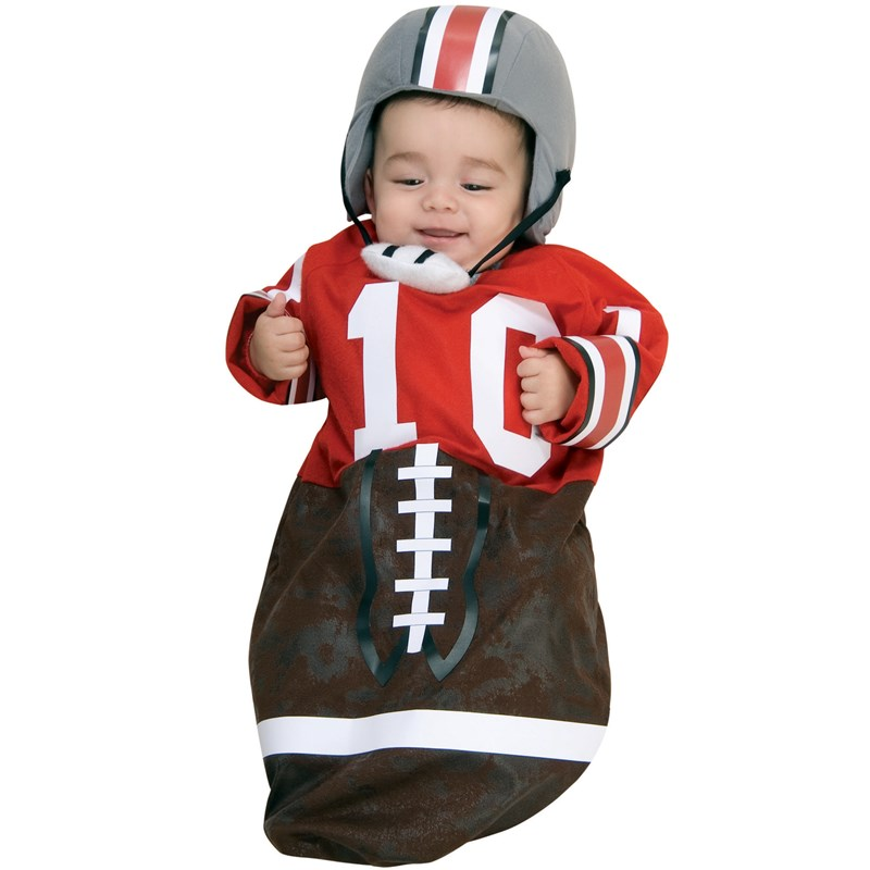 Football (Red) Deluxe Bunting Infant Costume for the 2015 Costume season.