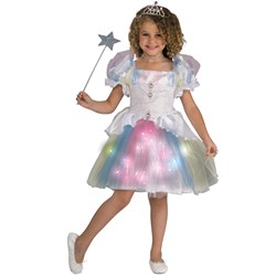 Rainbow Ballerina Toddler/Child Costume