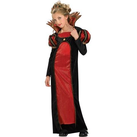 Scarlet Vamptessa Deluxe Child Costume