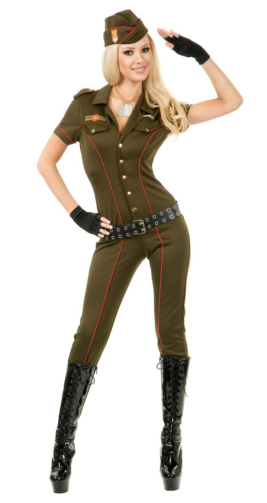 Image of Air Force Angel Adult Costume