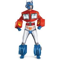 Transformers - Optimus Prime Super Deluxe Adult Costume