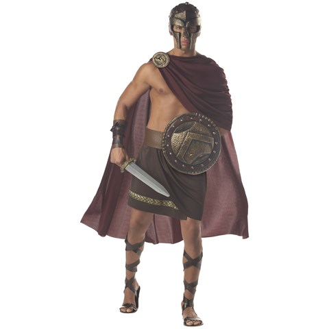 Spartan Warrior Adult Costume
