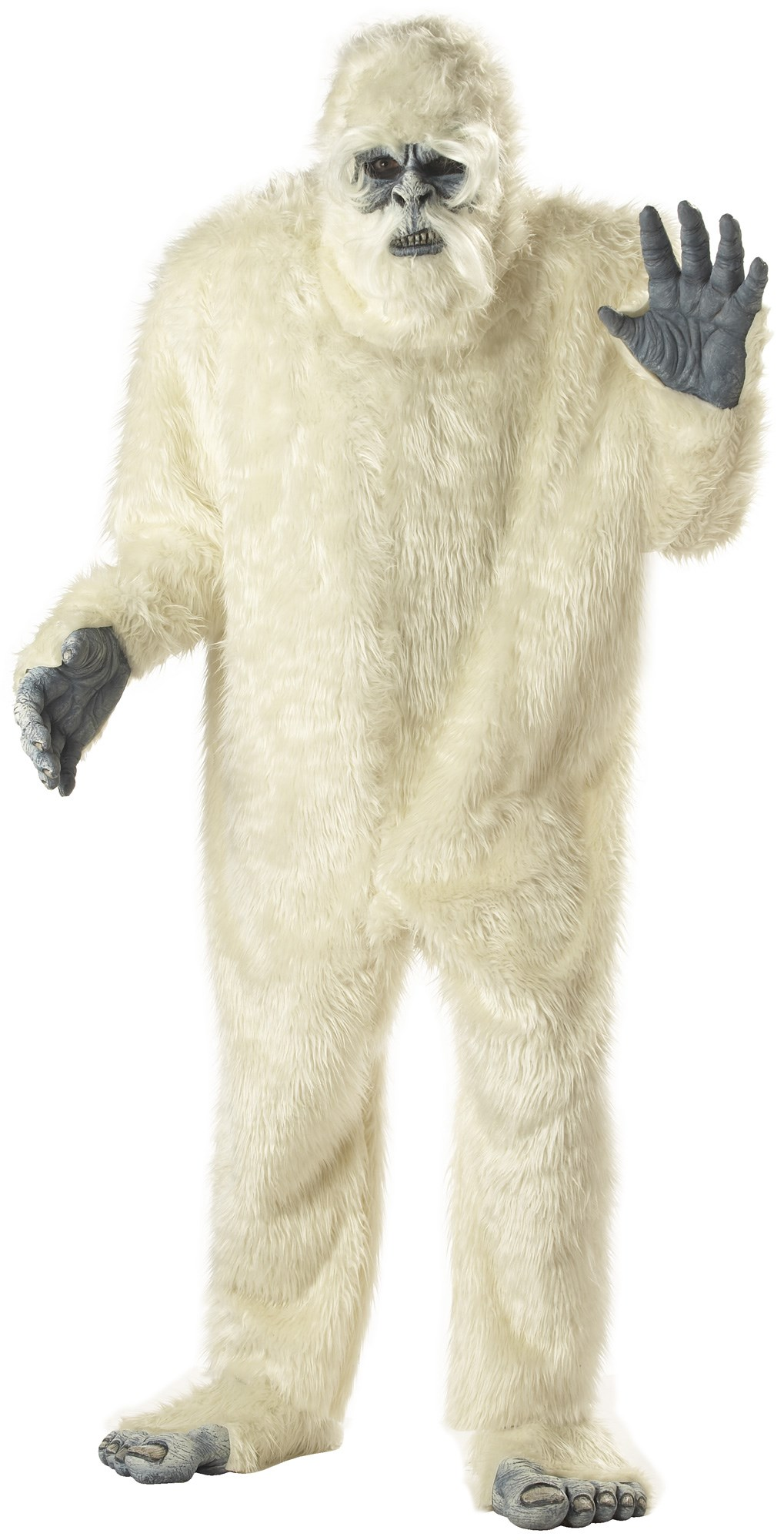 Image of Abominable Snowman Adult Costume