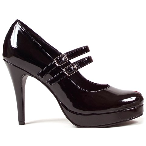 Black Jane Adult Shoes