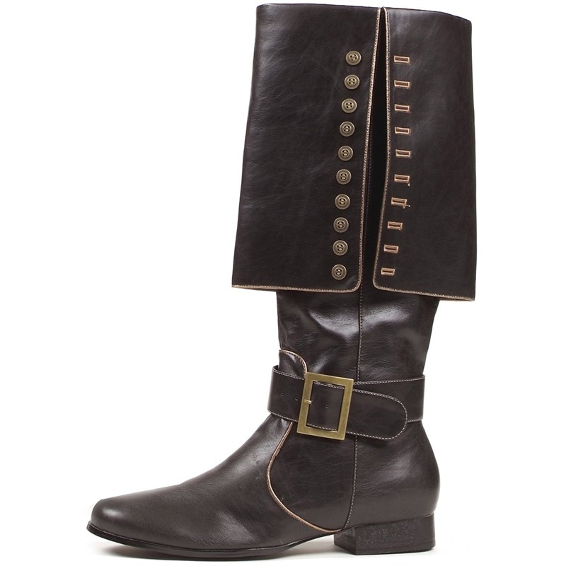 Captain (Black) Adult Boots for the 2015 Costume season.