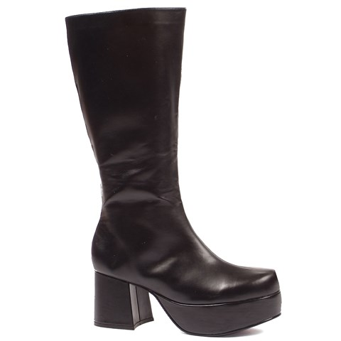 Simmons (Black) Adult Boots