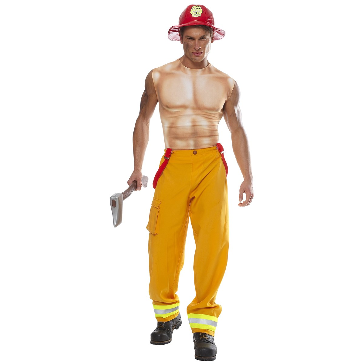 Sexy Firefighter Men