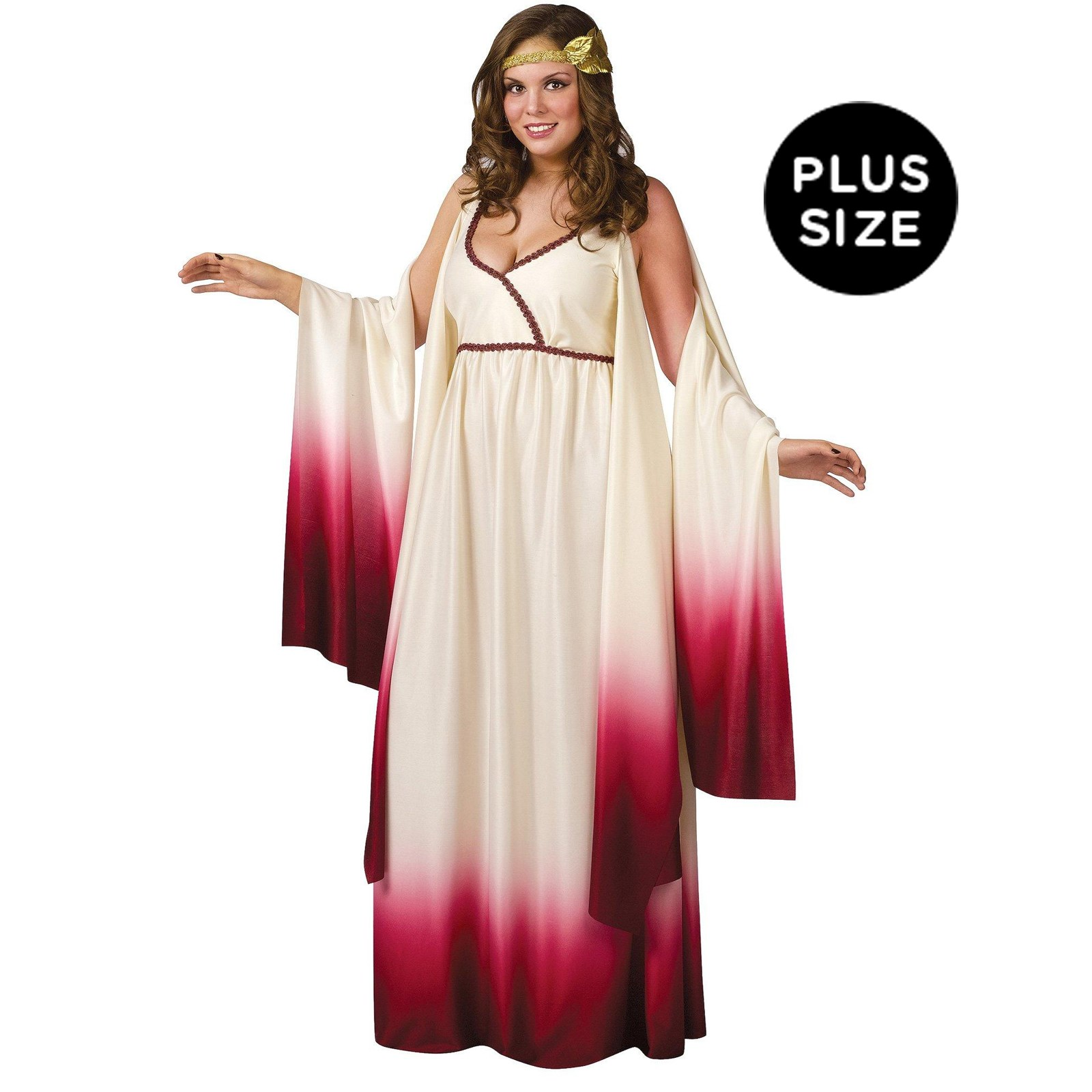 Venus Goddess of Love Adult Plus Costume