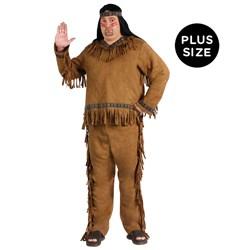 Native American Adult Plus Costume