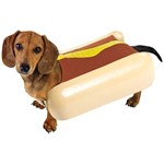 Hot Dog Pet Food Dog Costume