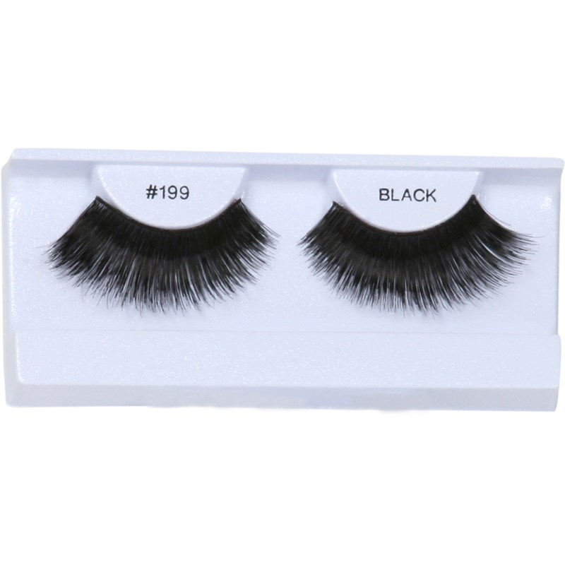 Thick and Long Black Eyelashes with Case for the 2015 Costume season.