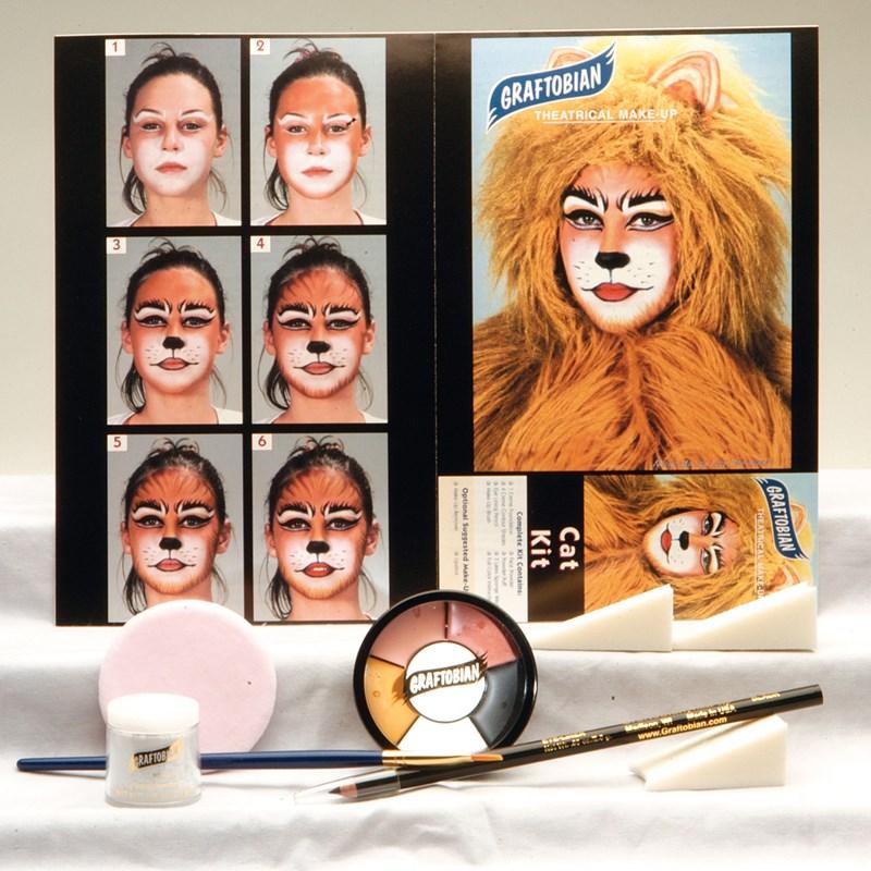 Cat Makeup Kit for the 2015 Costume season.