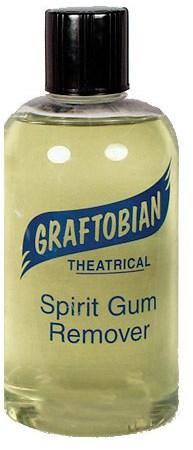 Spirit Gum Remover for the 2015 Costume season.