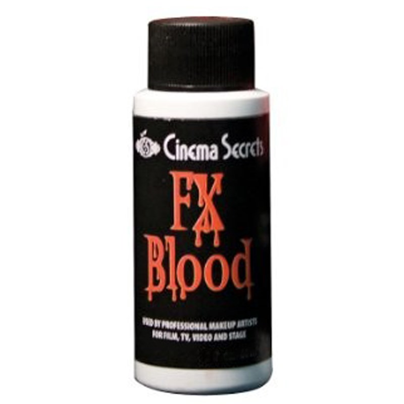 Stage Blood (8 oz.) for the 2015 Costume season.