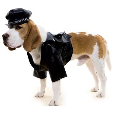 Biker Dog Pet Costume