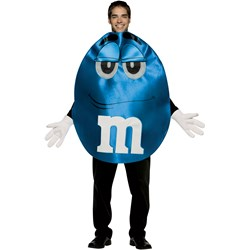 M&Ms Blue Deluxe Adult Costume