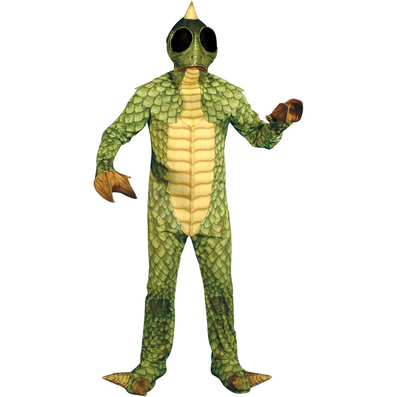 Adult Land of the Lost Sleestak Costume