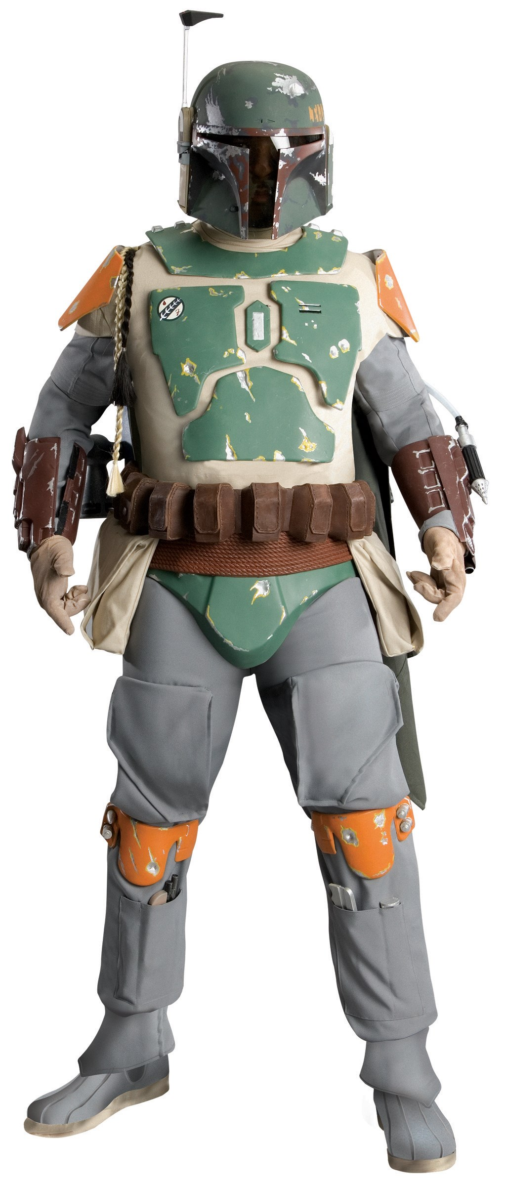 Boba Fett Supreme Edition Adult Costume
